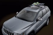 Grand Cherokee Roof Rail